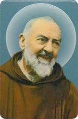 Magnetka: Sv. Páter Pio (17/02Mag17)