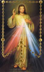 Kartička (GR68) - Božie Milosrdenstvo
