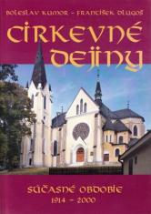 Cirkevné dejiny 8. - Súčasné obdobie 1914 - 2000