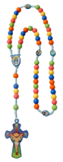 Ruženec: detský - farebný (08/1228)