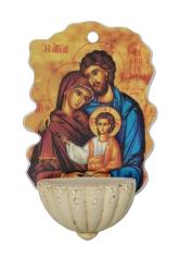 Svätenička (31/57SF) - Sv. rodina - ikona