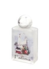Nádoba na svätenú vodu sklenená (30SD) - Fatima