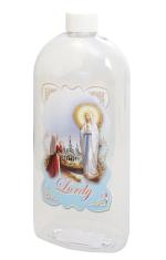 Nádoba na svätenú vodu plastová (11/326) - Lurdy