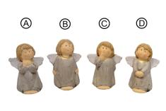 Anjel hlinený (6333)