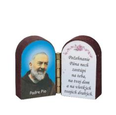 Oltárik: Páter Pio (3CM-08)