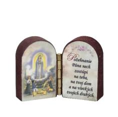 Oltárik: Fatima (3CM-06)