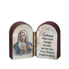 Oltárik: Srdce Panny Márie (3CM-05)