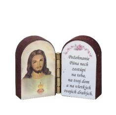 Oltárik: Pán Ježiš (3CM-02)
