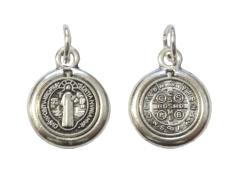 Medailón - sv. Benedikt (S235b.)