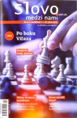 Mesačník: Slovo medzi nami / Jún - 2018 č.5