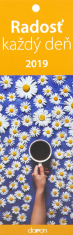Kalendár: Radosť každý deň - 2019  (Doron) - na zavesenie
