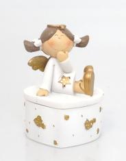 Šperkovnička: anjel (3942-A)