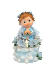 Šperkovnička: anjel modrý (1234)