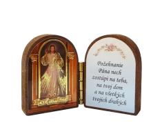 Oltárik: Božie milosrdenstvo (4CM-04)