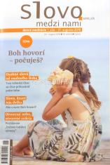 Mesačník: Slovo medzi nami júl - august / 2018 č.6
