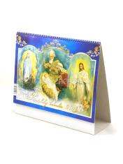 Kalendár: katolícky, stolový - 2019 (VIA)