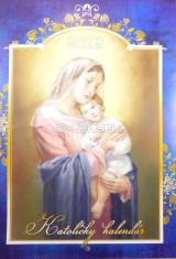 Kalendár: katolícky, nástenný - 2019  (Via)