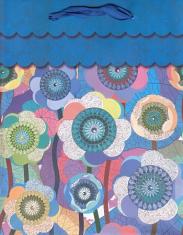 Darčeková taška: Kvety (K1403942-D)