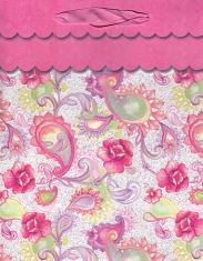 Darčeková taška: Kvety (K1403942-C)
