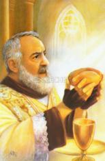 Obrázok: Sv. Páter Pio (Z014)