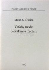 Vzťahy medzi Slovákmi a Čechmi