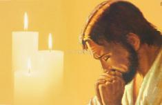 Obrázok: Modlitba za zomrelých rodičov a príbuzných  (422/244) - laminovaný