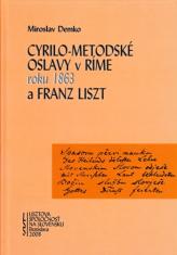 Cyrilo-Metodské oslavy v Ríme roku 1863