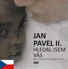 DVD: Jan Pavel II., Hledal jsem vás