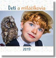 Kalendár: Deti a miláčikovia, nástenný - 2019