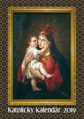 Kalendár: katolícky, nástenný -  2019 (PG)