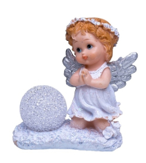 Anjel: so svietiacou guľou (XQ754097A)