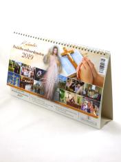 Kalendár: Božieho milosrdenstva, stolový - 2019