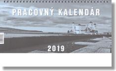 Kalendár: pracovný, stolový - 2019 (veľký/NEO)