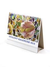 Kalendár: pracovný, stolový - 2019 (malý/NEO)