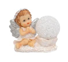 Anjel: so svietiacou guľou (XQ738099A)