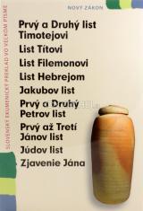 Prvý a Druhý list Timotejovi... (senior verzia) - Deväť listov Novej Zmluvy
