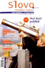 Mesačník: Slovo medzi nami / október - 2018 č.8