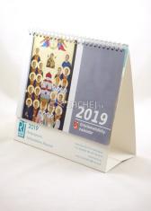 Kalendár: Gréckokatolícky, stolový - 2019