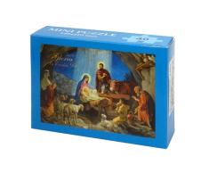 Mini Puzzle: Betlehem - pastieri (MP009)