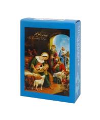 Mini Puzzle: Betlehem - Traja králi (MP007) - 40 dielov