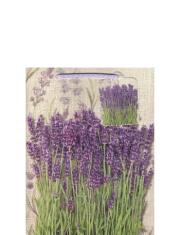 Darčeková taška: Levandula - malá (TOR1213-B)