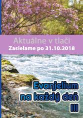 Evanjelium na každý deň (2019) - Každý deň s Božím Slovom (2019)
