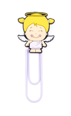 Spinka: anjel - fialová (CP03)