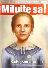 Časopis: Milujte sa! (59) - 4/2018