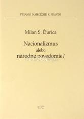 Nacionalizmus alebo národné povedomie?