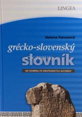 Grécko-slovenský slovník