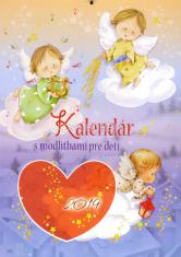 Kalendár: s modlitbami pre deti, nástenný - 2019 (ZAEX)