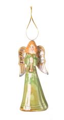 Anjel: zvonček - zelený (FP14001-C)