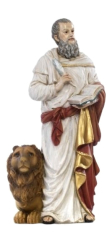 Soška: Svätý Marek evanjelista - 20 cm (PB15707)