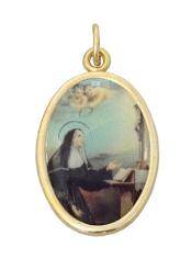 Medailón: Sv. Rita (MEZ001,zl)